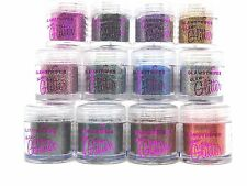 LIDSCHATTEN EYESHADOW MAKE-UP GLITTER by GLAMSTRIPES - SUPER PACK 12 FARBEN