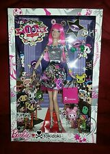 Mattel Tokidoki 10th Anniversary Black Label collector Barbie doll