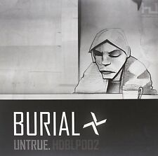 BURIAL UNTRUE NEW SEALED DOUBLE VINYL LP IN STOCK