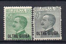FRANCOBOLLI 1925 OLTRE GIUBA MICHETTI MNH D/9775