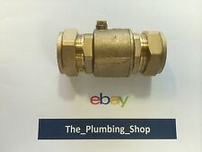 15MM FULL BORE NON RETURN VALVE