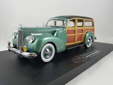 1941 Packard Woody Wagon Deluxe Resincast Model in 1:24 Scale  LECCXIII