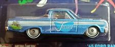 Hot Wheels 2014 Pop Culture '65 Ford Ranchero Real Riders Hanna Barbera Jetsons