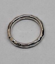 Michael Dawkins Sterling Silver Ring Size 7