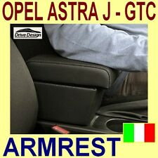 OPEL ASTRA J - GTC - armrest with large storage - High QUALITY - made in Italy