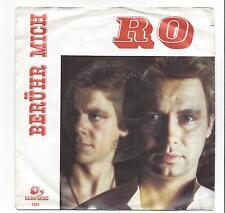 RO 1983: mi tocca + io gioco Peter rapidamente & Reinhard Sprenger Rams CORNO