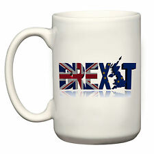 LARGE BIG MUG CUP BREXIT FLAG EU UK VOTE OUT NO EUROPE REFERENDUM LEAVE CAMPAIGN