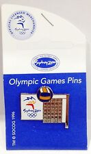 VOLLEYBALL NET AND BALL SYDNEY OLYMPIC GAMES 2000 PIN COLLECT #685