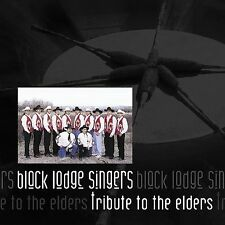 Tribute to the Elders by The Black Lodge Singers (CD, Feb-2000, Canyon Records)