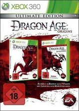 Microsoft XBOX 360-Dragon Age Origins-Ultimate Edition (tedesco) (con imballo originale)
