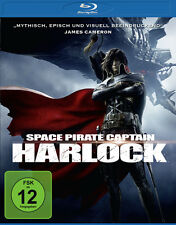 Space Pirate Captain Harlock - Blu Ray - Neu u. OVP
