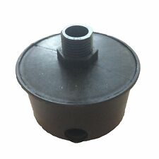"New Replacement 3/8"" PT Male Thread Air Intake Silencer Filter for Compressor"