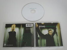 STING/BRAND NEW DAY(A&M RECORDS 490 451-2) CD ALBUM