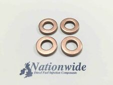 Peugeot 307 2.0 HDi Common Rail Diesel Injector Washers x 4