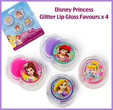 Disney Princess Lip Gloss Gels Girl Birthday Party Favours Cosmetic Make-up Gift