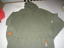 MENS RALPH LAUREN HOODIE SWEATER SIZE M MEDIUM ARMY GREEN  MSRP $139.99  NEW