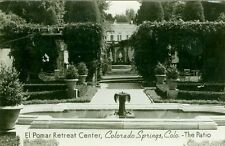 Colorado Springs, CO The Patio, El Pomar Retreat Center RPPC