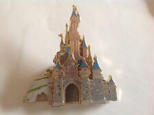 Disney Jumbo Cast Exclusive Pin, Moving Castle Doors, Cinderella, Prince, Dragon