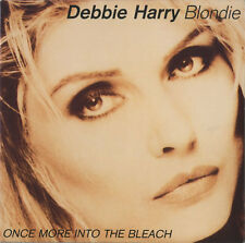 Debbie Harry - Once More into the Bleach - audio cassette tape