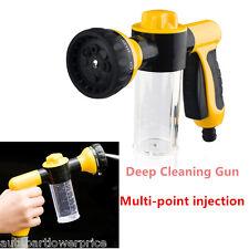 High Pressure Deep Cleaning Pipe Spray Gun Wash Snow Foam Water Gun For Car/Home