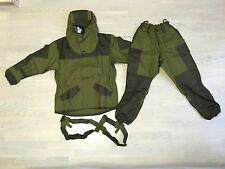 "Gorka 3 ""BARS"" Original Russian Army Military Special Uniform Camo Suit"