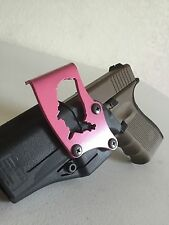 Car Gun Mount Bracket For A Blackhawk Serpa Holster.
