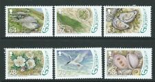 GUERNSEY 2016 RAMSAR HERM, NATURE SET OF 6 UNMOUNTED MINT