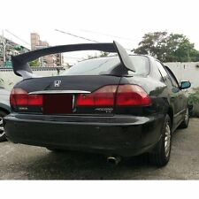 FOR Honda Accord 6th 98-02 4D Sedan CG1 / CG5 / CG6 Trunk Spoiler Unpainted ABS