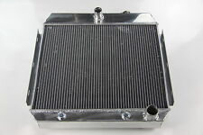 Brand New  Aluminum Radiator for Chevy Bel-Air V6 Cyl 55-1957 56 57