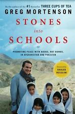 Stones into Schools : Promoting Peace with Books, Not Bombs, in Afghanistan...