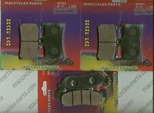 Yamaha Disc Brake Pads YZF-R1 02-03  Front & Rear (3 sets)