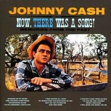 *NEW* CD Album Johnny Cash - Now, There Was A Song! (Mini LP Style Card Case)