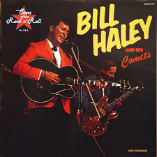 BILL HALEY AND HIS COMETS Stars Of The Rock.. FR Press MCA 410.076/077 1977 2 LP