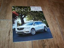 Catalogue  /  Brochure BUICK Enclave 2016  //