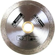 """4"""" Continuous Rim Wet Tile Diamond Saw Blade 4 Angle Grinders (buy 6 get 1 free)"""