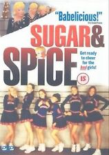 Sugar And Spice  Marla Sokoloff, Marley Shelton, Melissa George NEW UK R2 DVD