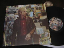 LP Tom Petty Hard Promises Poster with Lyrics USA 1981 Cut Out | M- to EX