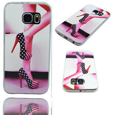 Silicone Rubber Case Buffer protective Shell Cover Back For Mobile Cell Phones