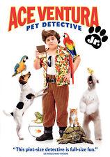 NEW DVD // Ace Ventura Jr. - Josh Flitter, Emma Lockhart, Ann Cusack, Cullen Dou