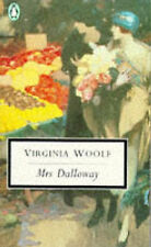 Virginia Woolf Mrs. Dalloway (Twentieth Century Classics) Very Good Book
