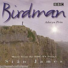 SIAN JAMES - Birdman: Music From The BBC TV Series (UK 19 Tk CD Album)