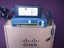 CISCO ASA5505-SEC-BUN-K8 Security Plus Firewall Unlimited 5505 VPN 1YR WARRANTY!