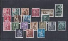 AÑO 1953 Y 1954.   A FALTA DE 1124/25