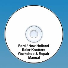 Ford / New Holland Baler Knotters Service & Repair Manual