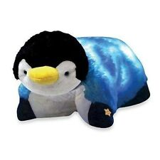 Pillow Pets Glow Pets Penguin 12 INCH Led Light Up