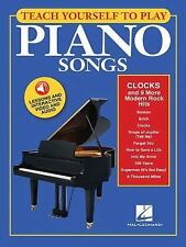 Piano Songs : Clocks and 9 More Modern Rock Hits (2016, Paperback)