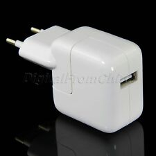 EU Plug 2.1A 10W USB Power Charger Adapter AC Wall Charger for iPad 1 2 3 HOT