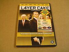 DVD / LAYER CAKE ( DANIEL CRAIG, GEORGE HARRIS, SIENNA MILLER... )