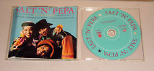 Maxi Single CD  Salt N Pepa - You Showed Me  1991  3.Tracks