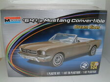 1/24 monogram ford mustang 1964 1/2 coiffeuse, kit plastique